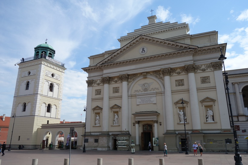 St. Anne's Church, Warszawa.