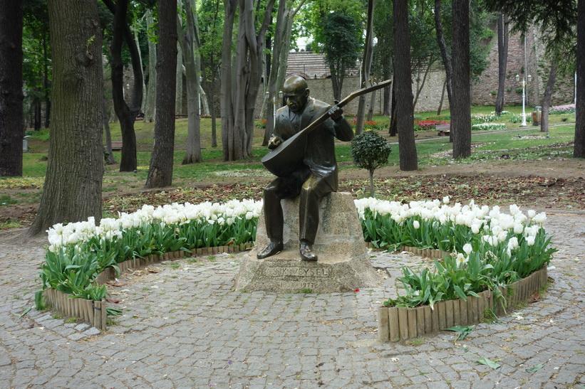 Gülhane Park, Istanbul.