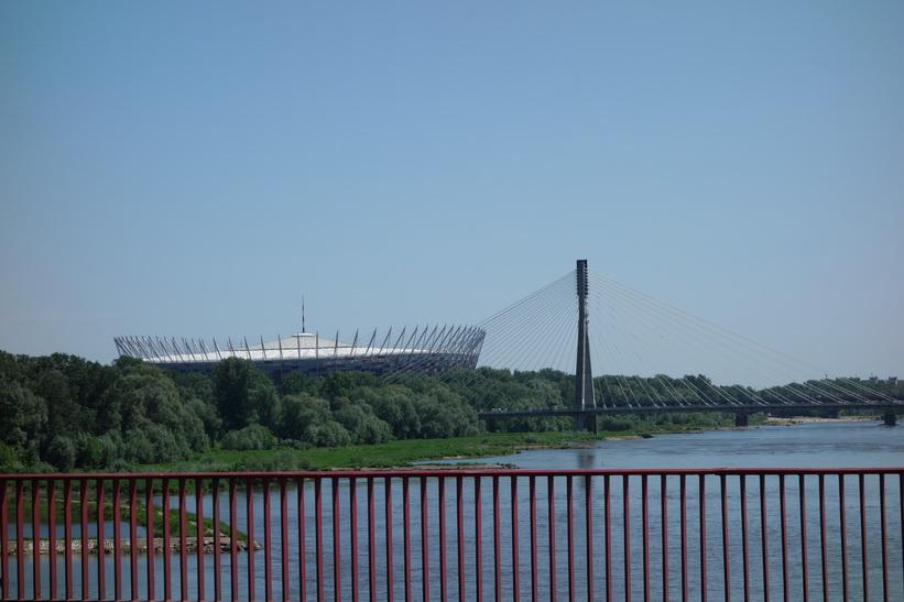 National Stadium, Warszawa.