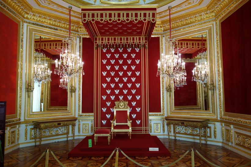 Royal Castle, Warszawa.