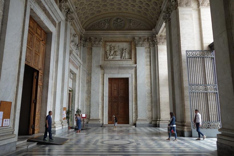 San Giovanni in Laterano, Rom.