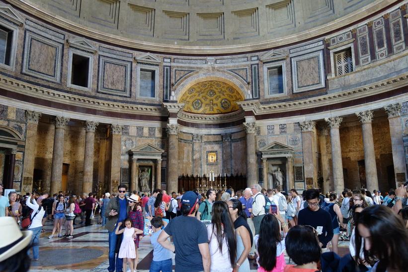 Pantheon, Rom.