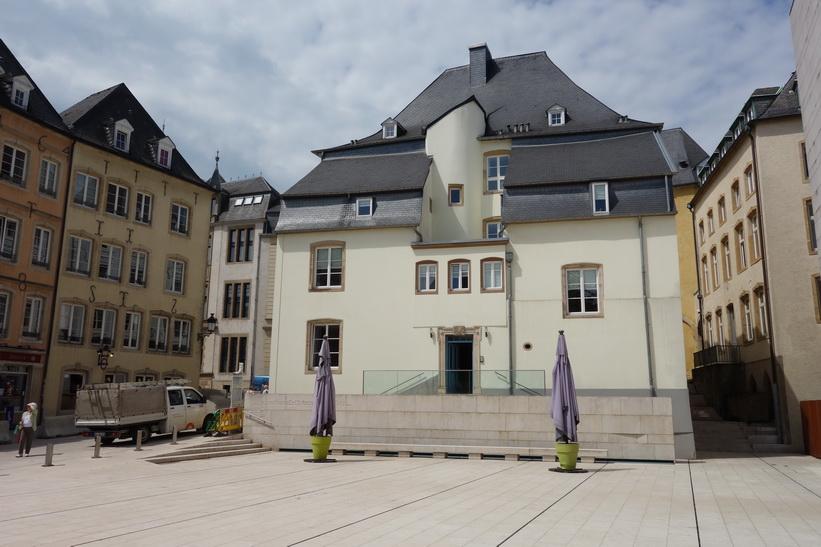 Gamla staden, Luxemburg city.