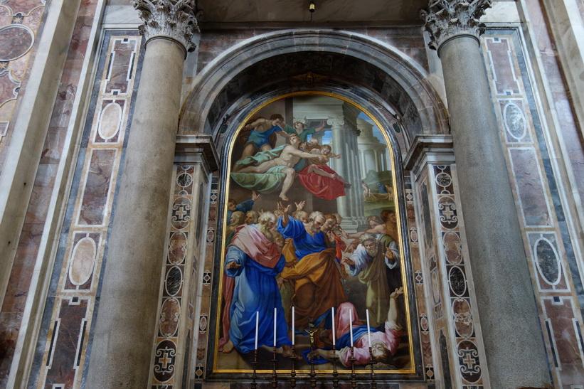 Peterskyrkan, Vatikanstaten, Rom.