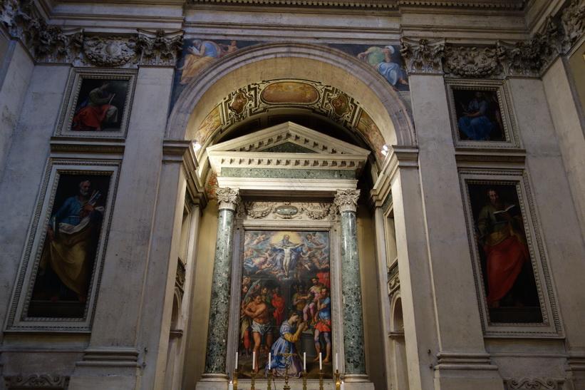 Basilica di Santa Maria Maggiore, Rom.