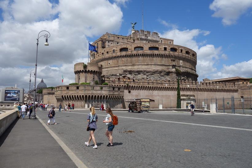 Castel Sant'Angelo, Rom.