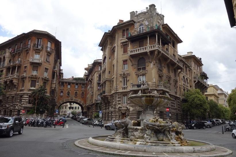 Arkitektur i Rom.
