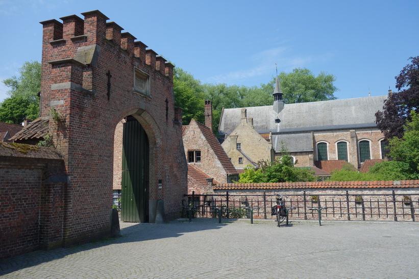 Arkitektur i centrala Brygge.