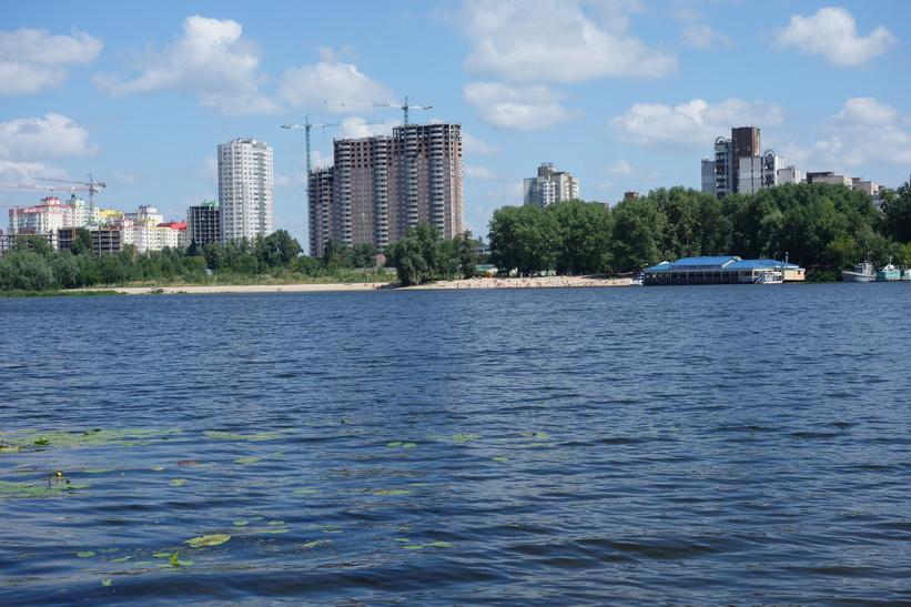 Hydropark, Kiev.
