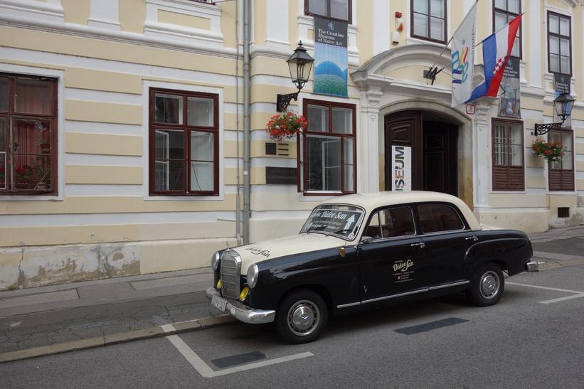 Kroatiska museet för naiv konst, Zagreb.