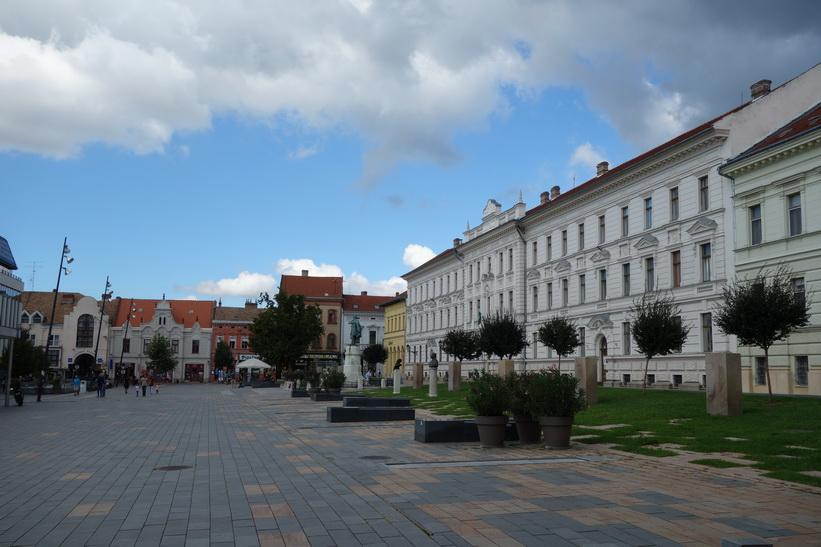 Kossuth tér, Pécs.
