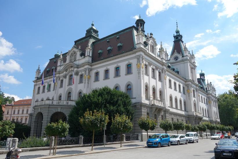 University of Ljubljana.