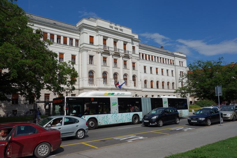 Sloveniens högsta domstol, Ljubljana.