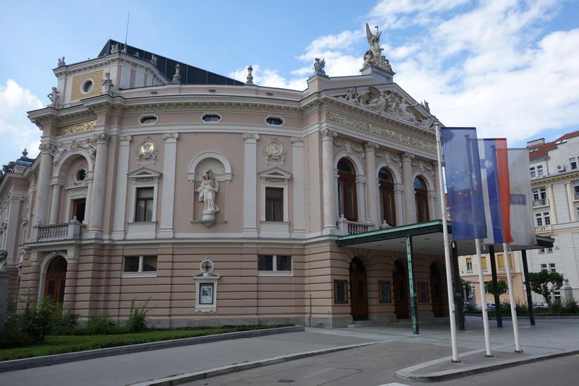 SNG Opera in balet, Ljubljana