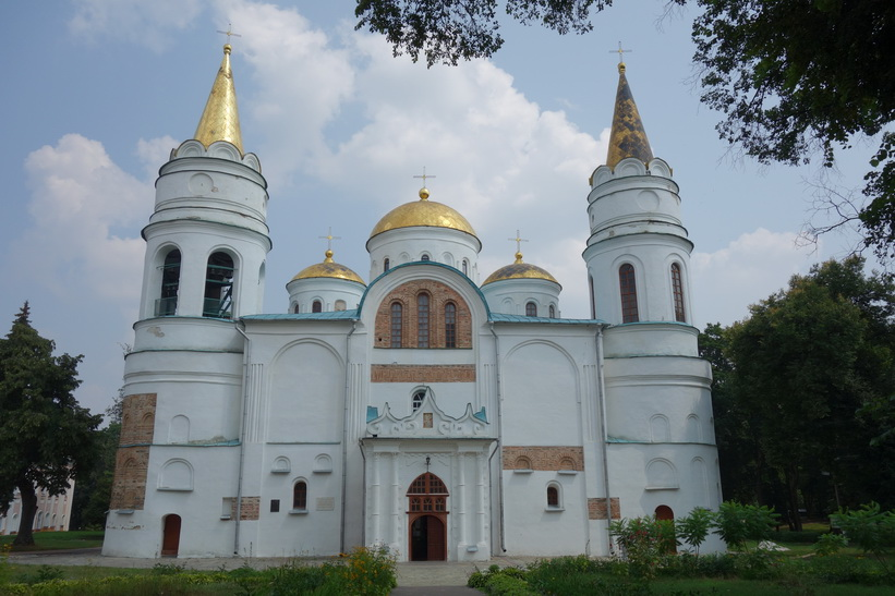 Transfiguration Cathedral, Tjernihiv.