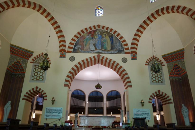 The Mosque Church (Pasha Gazi Kassim Mosque), Pécs.