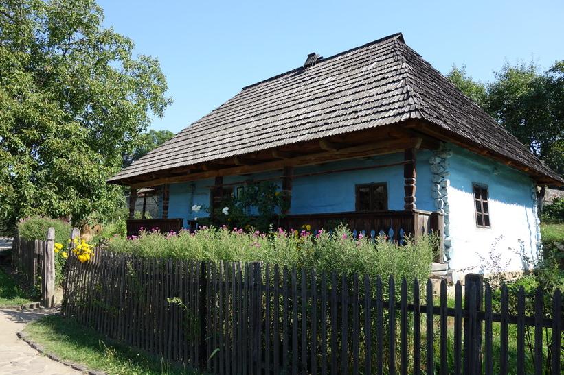 Museum of Folk Architecture, Uzhhorod.