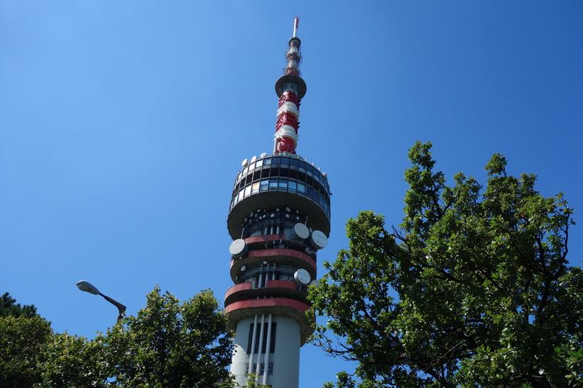Pécs TV-torn.