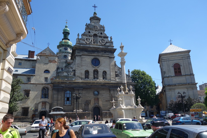 Bernadine church, Lviv.