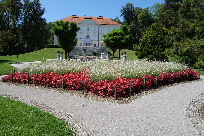 Park Tivoli, Ljubljana.