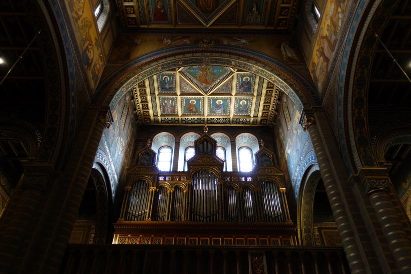Basilica of St Peter, Pécs.