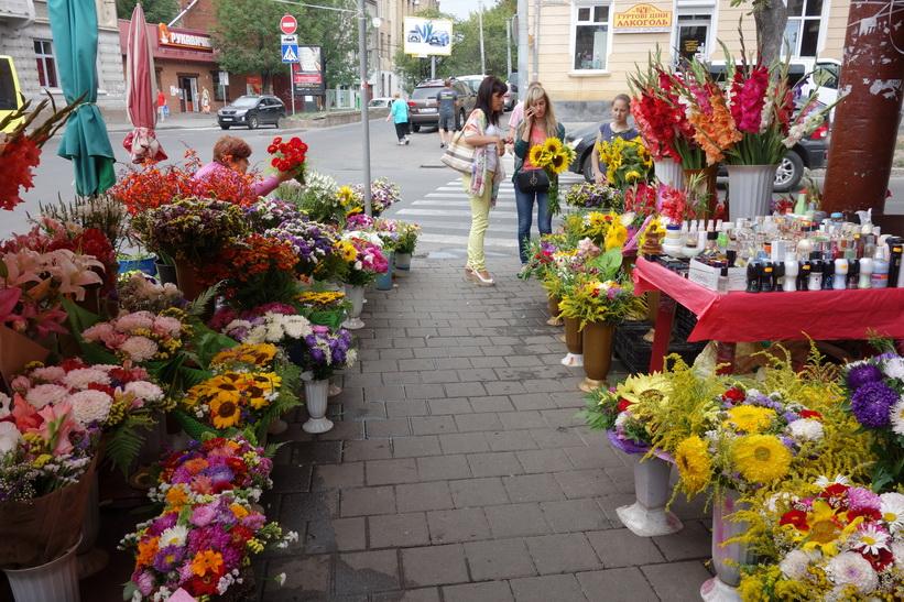 Stryiskyi Market, Lviv.