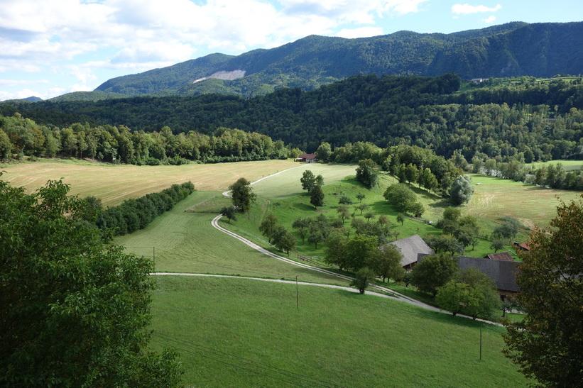 Sava-dalen, Radovlica.