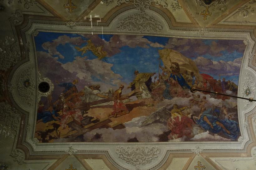 Greek Catholic Cathedral, Uzhhorod.