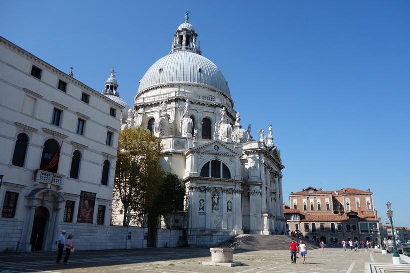 Basilica di Santa Maria della Salute, Venedig.