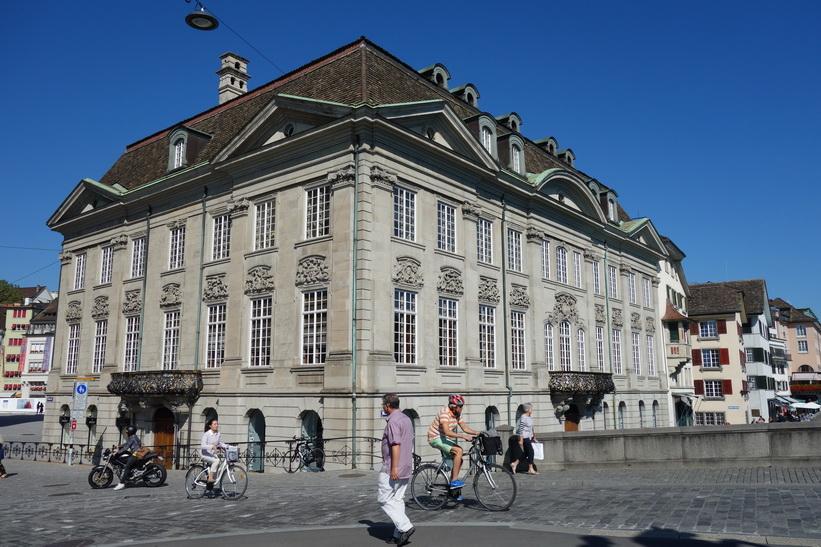 Zunfthaus zur Meisen, Zürich.