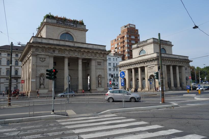 P.ta Venezia, Milano.
