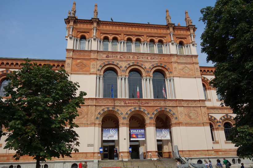 Milan Natural History Museum, Milano.