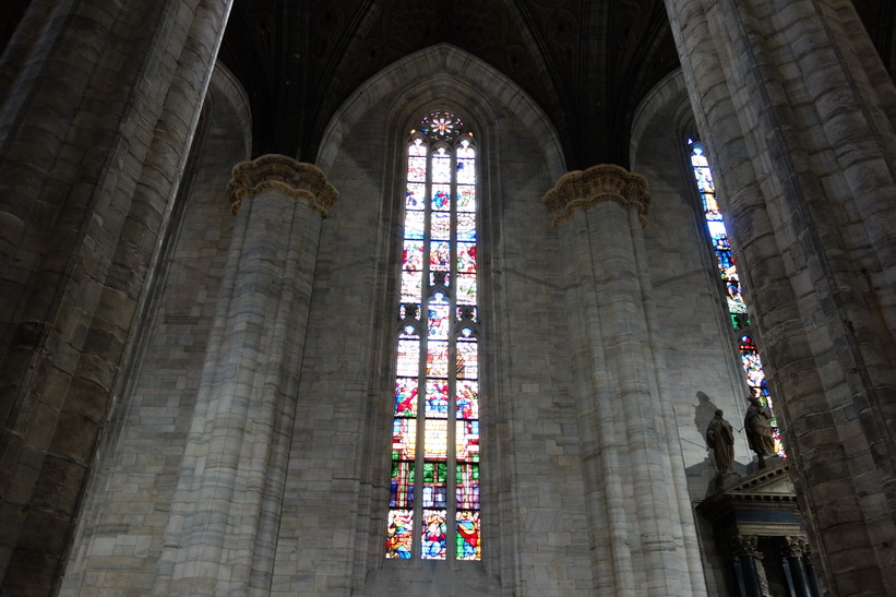 Duomo di Milano, Milano.