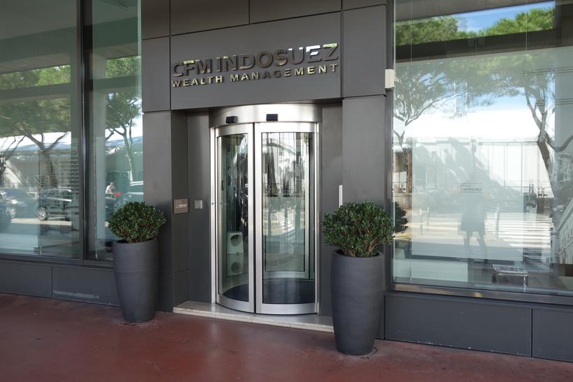 Ett företag som passar in i omgivningen, Monaco.