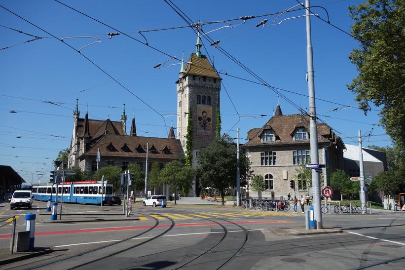 Swiss national museum, Zürich.