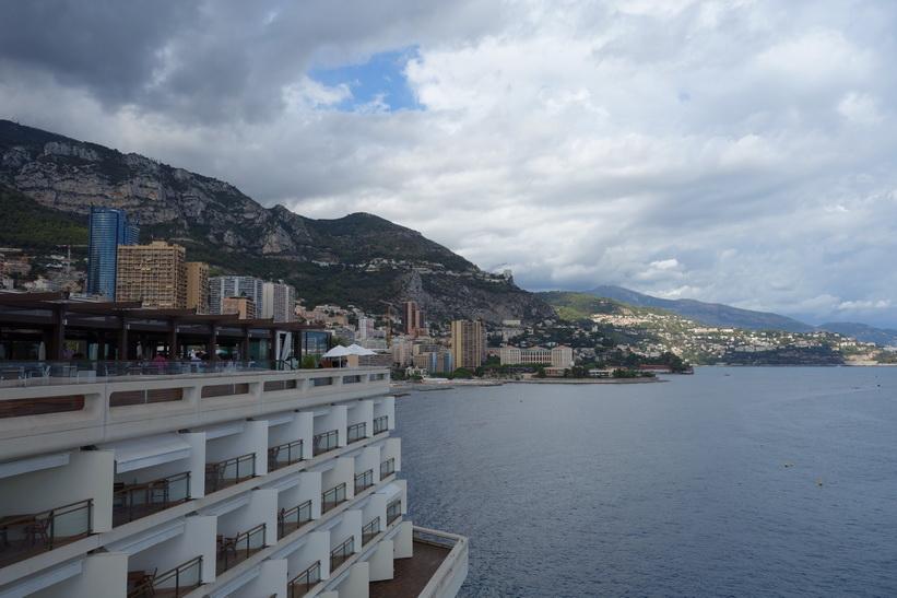 Pointe Focinane, Monaco.