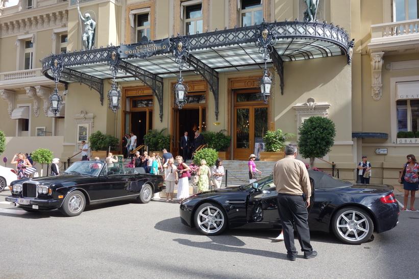 Casino Monte-Carlo, Monaco.