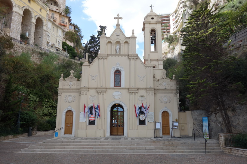Sainte Dévote Chapel, Monaco