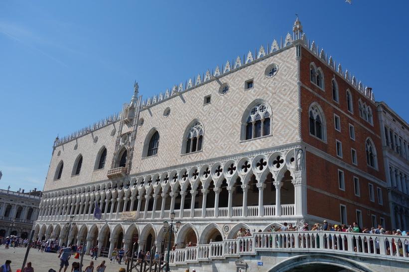 Palazzo Ducale, Venedig.