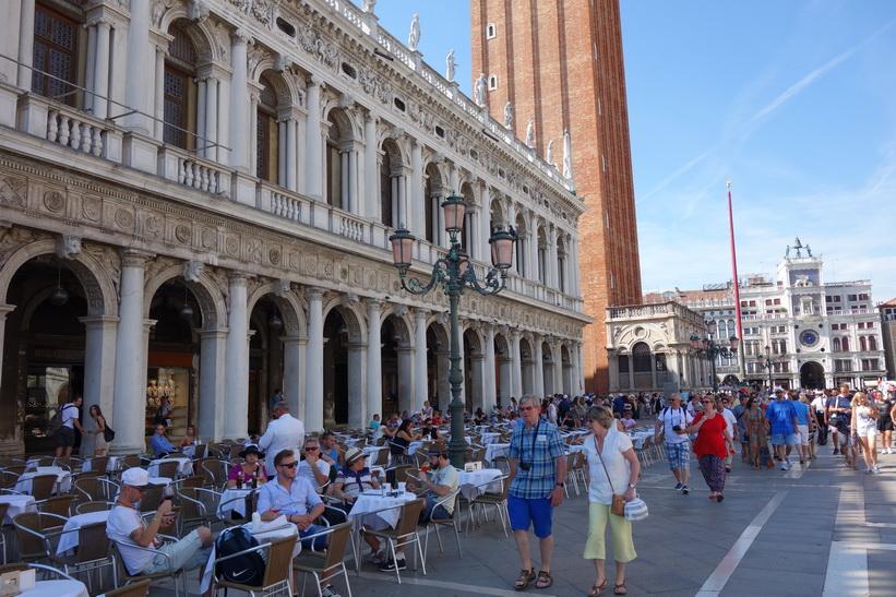 Biblioteca Nazionale Marciana, Venedig.