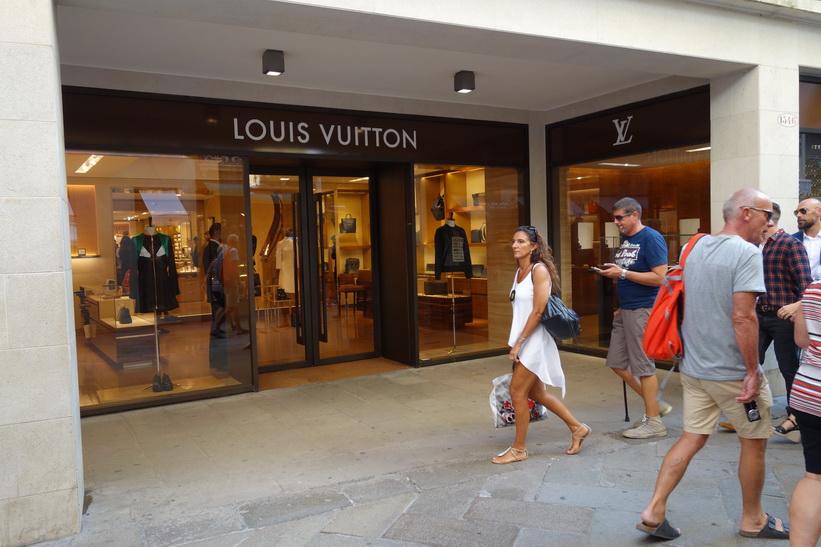 Louis Vuitton, Venedig