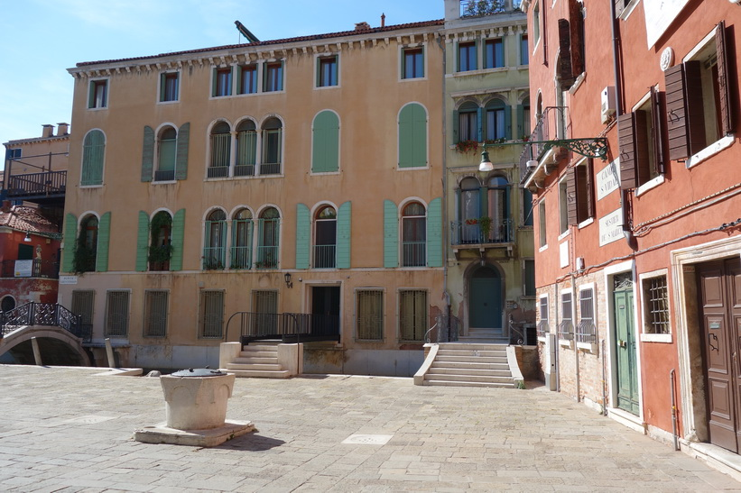 Campo San Vidal, Venedig.