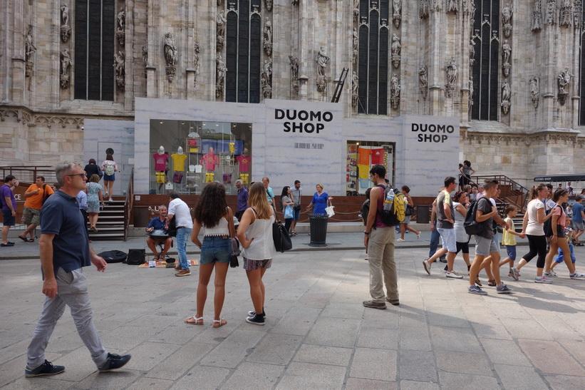Doumo di Milano, Milano.