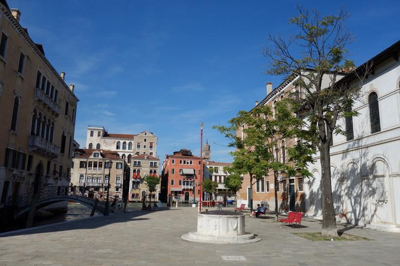 Vacker arkitektur, Venedig.