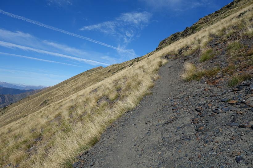 Vandring runt bergstoppen Port Vell.