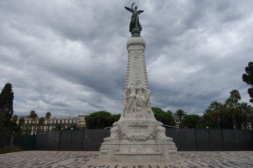 Monument du Centenaire, Nice.