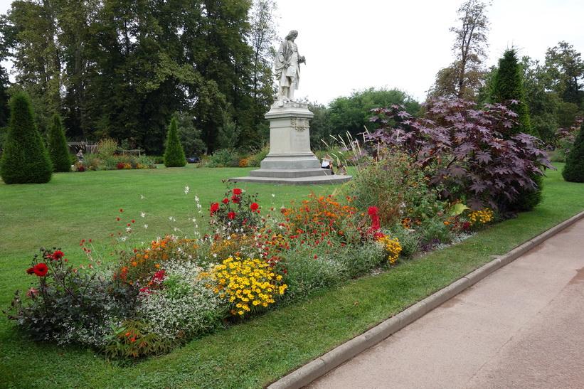 Parc de la Tête d'Or, Lyon.