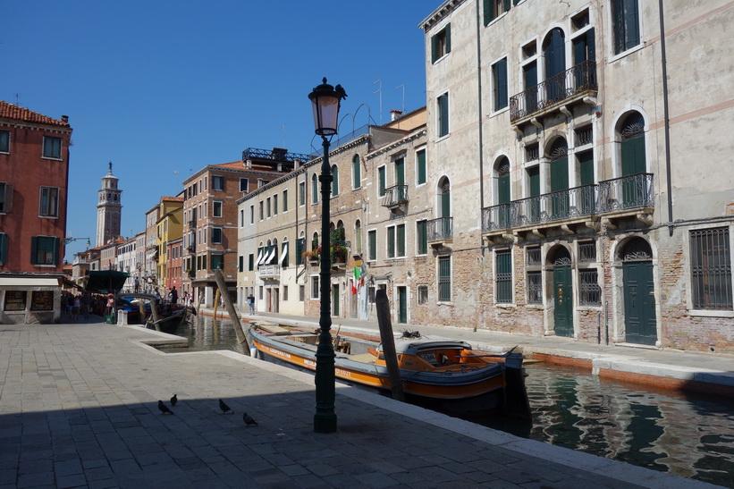 Campo San Barnaba, Venedig.