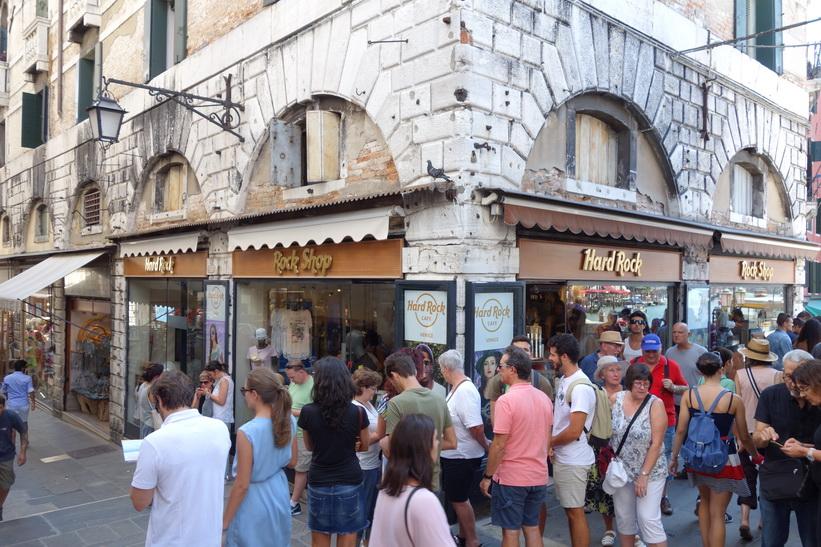 Hard Rock Café, Venedig.