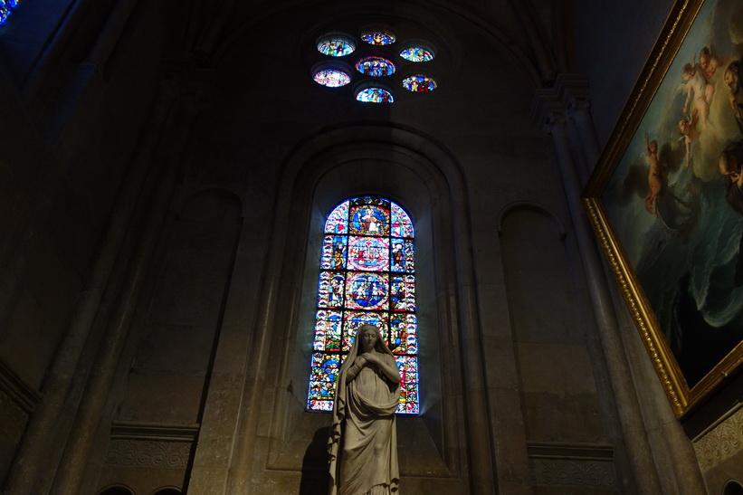 Cathédrale Saint-Jean-Baptiste, Lyon.